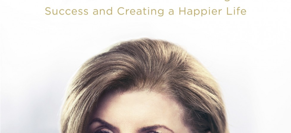 arianna huffington thrive book cover