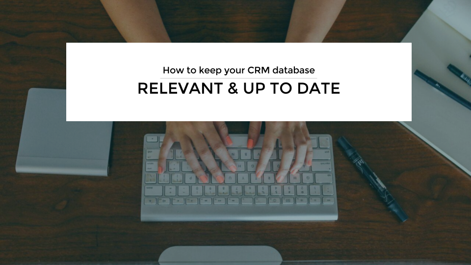 email-marketing-database-crm-relevant