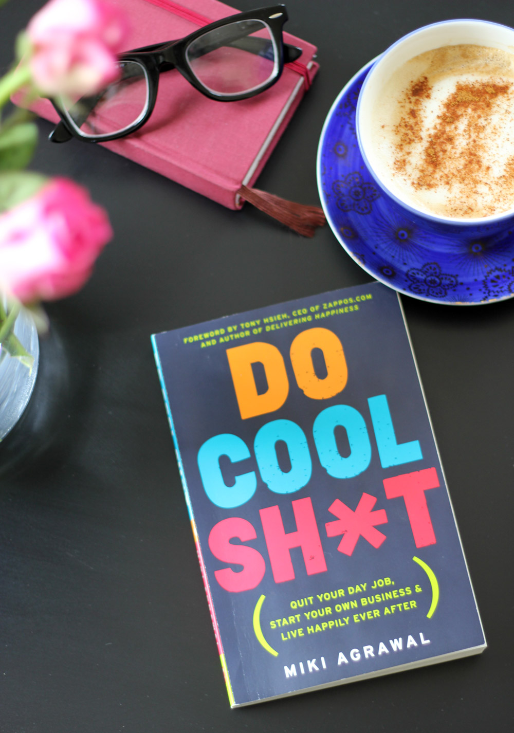 Book Review Do Cool Sht By Miki Agrawal Veronica Stenberg