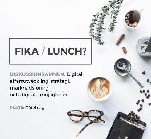fika lunch image found on pinterest