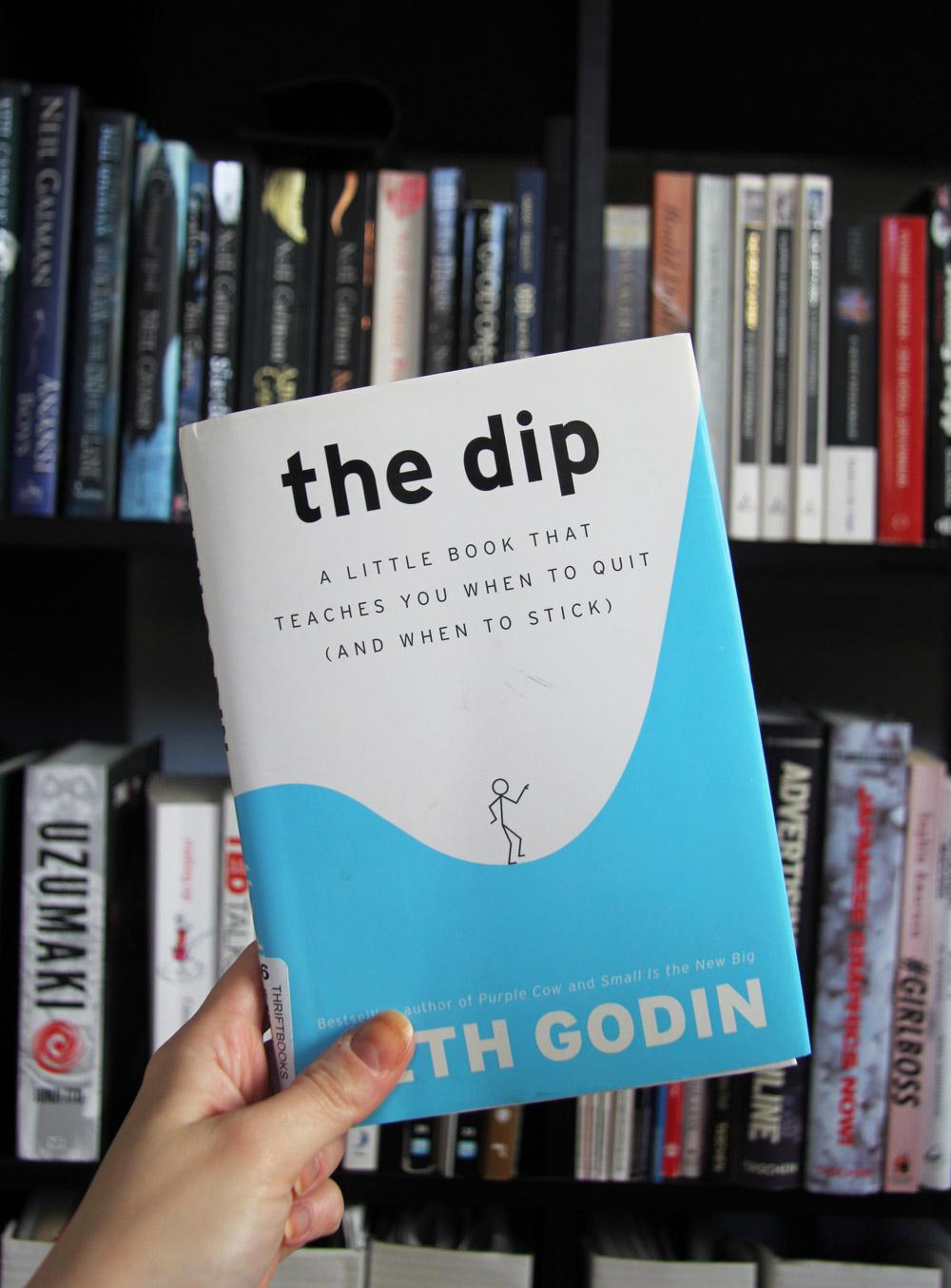the-dip-seth-godin
