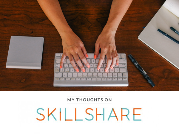 my-thoughts-on-skillshare
