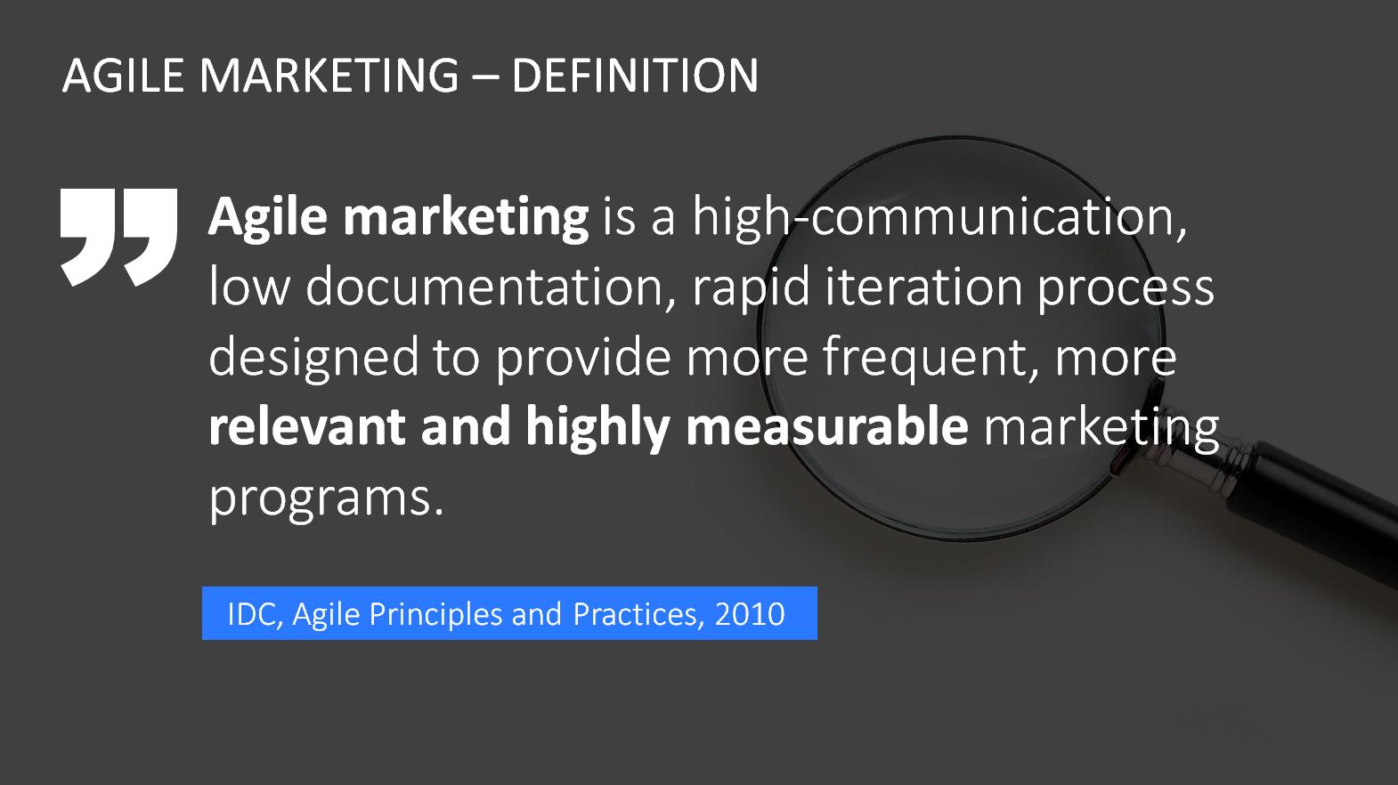agile-marketing-definition