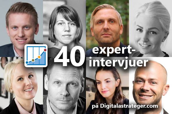 digitala strateger sverige