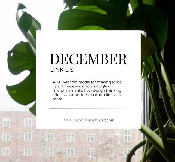 december link list
