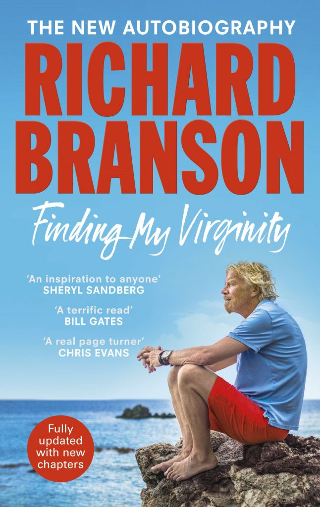 finding my virginity richard branson